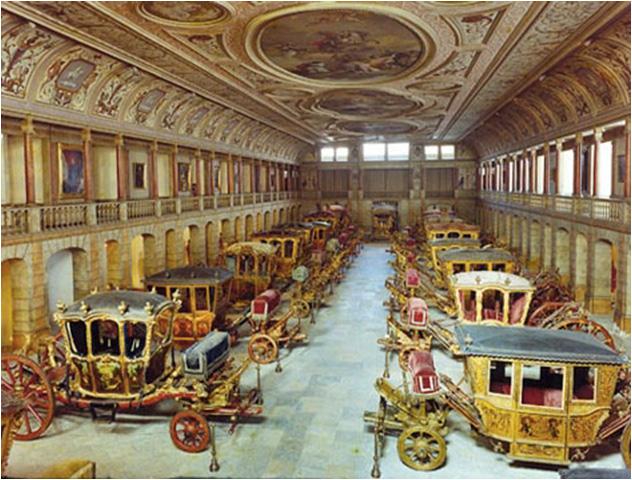 Car museum of Compiègne