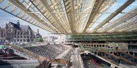 Inauguration de la Canopée des Halles