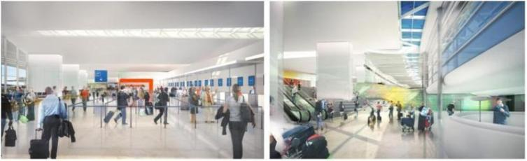 Aéroports de Paris – C.D.G (Terminal 2B)