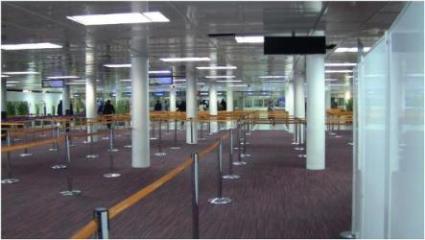 Aéroports de Paris – CDG Terminal 2E