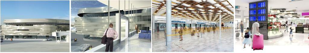Aéroport de Paris – CDG Module K : Liaison 2A – 2C – CDG