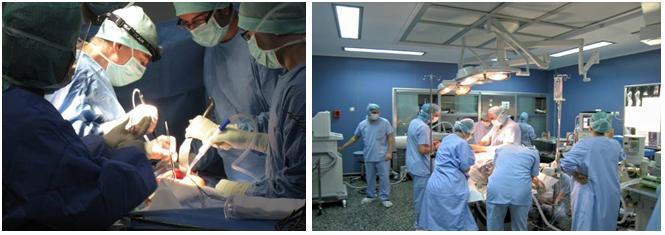 Optimisation des salles d'opérations à l'international