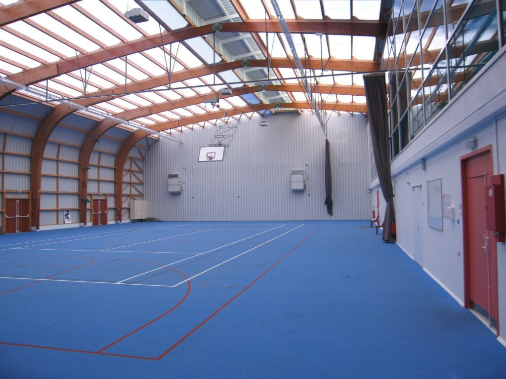 Gymnasium Pau - Total