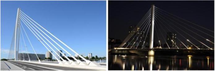 Pont Tabarly, Nantes Métropôle