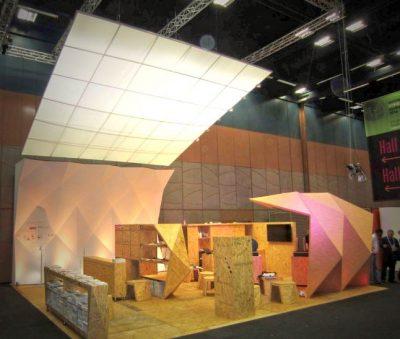 Congrès-architecture-mondial-Durban-lumière-stand